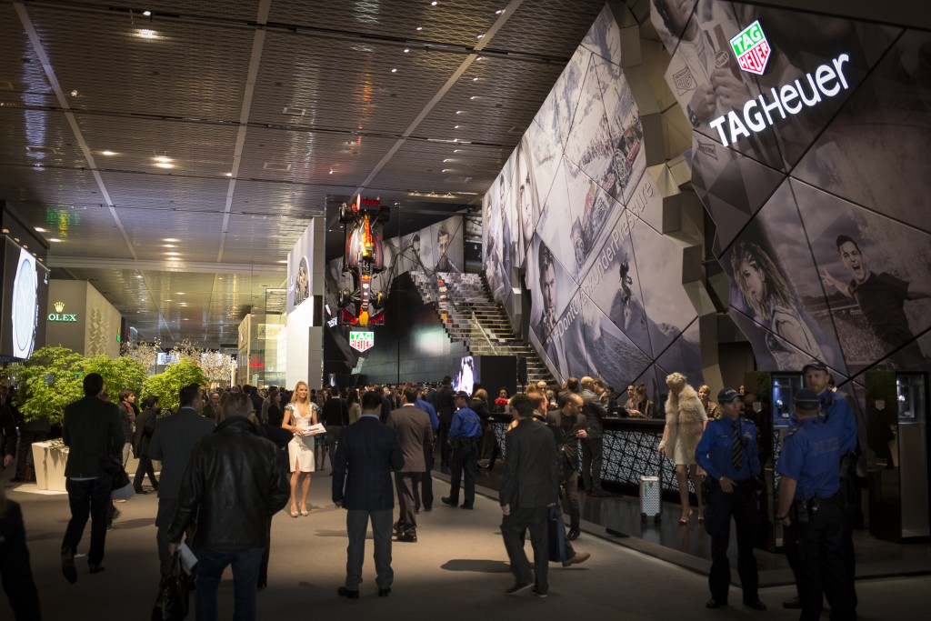 Baselworld 2016 - TAG Heuer Press Conference (14)